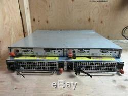 6x Dell PowerVault MD1120 Storage Array 2PSU 2x M11 Module