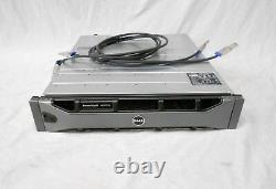 DELL MD1200 12X 4TB SAS 48TB Hard Drives JBOD Server Expansion R710 R610 R510