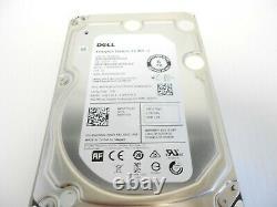 DELL MD1200 12x 6TB SAS 72TB Hard Drives Expansion MD3200 MD3200i MD3220i R730