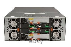 DELL MD3060E POWERVAULT STORAGE ARRAY 60x2Tb
