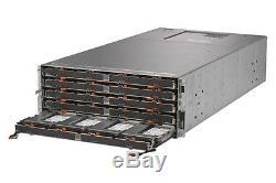 DELL MD3660i 10Gb ISCSI POWERVAULT STORAGE ARRAY 60x3Tb