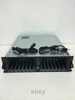 DELL POWERVAULT 220S Network Storage Hard Drive Array with2x Ultra SCSI 320 Raid