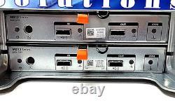 DELL POWERVAULT MD1200 12x 4TB SAS 48TB 2x CTRL 2x PSU 3YR WARRANTY