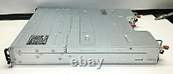 DELL POWERVAULT MD1200 E03J 03DJRJ STORAGE ARRAY With 2x6GB SAS MODULE AND 2xPSU