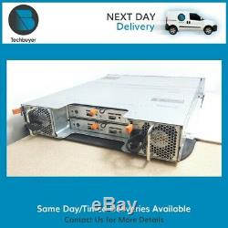 DELL POWERVAULT MD1200 STORAGE ARRAY 2 x CONTROLLER 2 x PSU