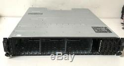 DELL POWERVAULT MD3220i STORAGE DISK ARRAY DUAL POWER SUPPLY