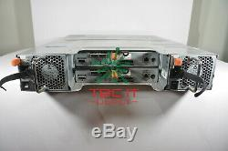 DELL PowerVault MD3200 SAN Storage Array 12x600GB SAS 15K 0N98MP 2PSU