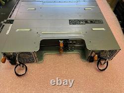 Dell EMC PowerVault MD1400 123.5 CTO 2U Rack HDD Storage Enclosure Array