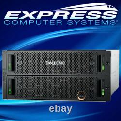 Dell EMC PowerVault ME4084 84 x 3.5 Storage Array No Drives 12Gb/s SAS CHIA