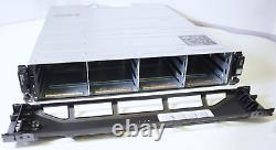 Dell MD1200 PowerVault 12-Slot 3.5 LFF 6Gbps SAS Storage Array, NO HDD / Caddy