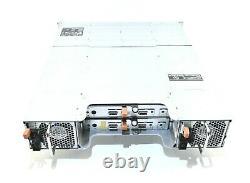 Dell MD1200 PowerVault 12-Slot 3.5 LFF 6Gbps SAS Storage Array NO HDD NO BEZEL