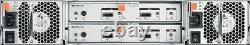 Dell MD1200 PowerVault Storage Array 12x 8TB 7.2K NL Redundant EMMs
