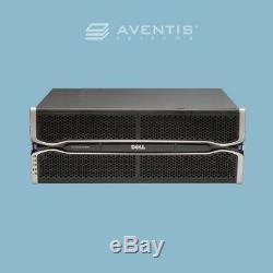 Dell MD3060e Storage Array / 40 x 600GB 10K 6Gb/s SAS / 6TB / 3 Year Warranty