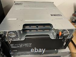 Dell MD3820i PowerVault Storage Array No Controllets