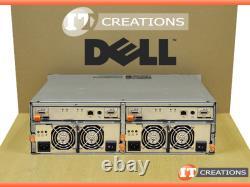 Dell Md3000 Powervault Storage Array 4 X 1tb Sas 2 X Emm