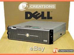 Dell Md3000 Powervault Storage Array 6 X 600gb 15k 2 X Emm