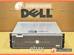 Dell Md3000i Powervault Iscsi Storage Array 7 X 300gb 15k