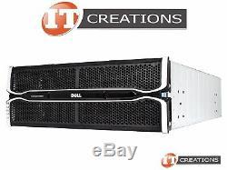 Dell Md3060e Powervault Storage Array 4 X 4tb Sas 2 X Emm