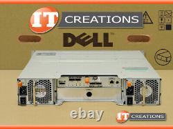 Dell Md3200 Powervault Sas Storage Array 11 X 2tb Sas 1 X Emm