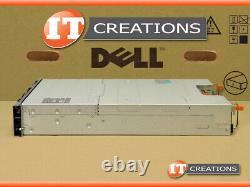Dell Md3200 Powervault Sas Storage Array 2 X 300gb 15k 1 X Emm