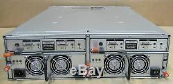 Dell PowerVault MD1000 12x 450GB SAS 5.4TB 2x SAS Control Modules Storage Array