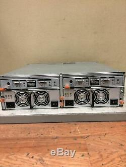 Dell PowerVault MD1000 3U Storage Array with7xBlanks/8x300GB Drives ST3300657SS