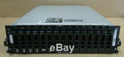 Dell PowerVault MD1000 6x 450GB SAS 2.7TB 1x SAS Control Modules Storage Array