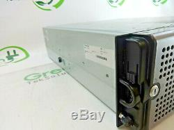 Dell PowerVault MD1000 SAS/SATA Storage Array with 2x AMP01-SIM JT517 Controllers