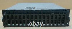 Dell PowerVault MD1000 Storage Array 15x 3.5 Bay 1x EMM Controller 2x 488W PSU