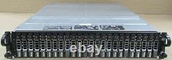 Dell PowerVault MD1120 2U 24 Bay 19 x 73GB SAS HDD Storage Array 1 x Controller