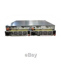 Dell PowerVault MD1120 Storage Array 24x146GB 10K SAS 2PS Dual JT356 EMM Control