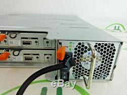 Dell PowerVault MD1200 12-Bay 3.5 LFF SAS Storage Array 2x Controllers 2x PSU