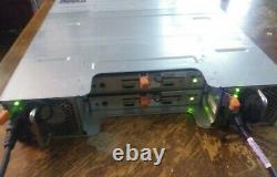 Dell PowerVault MD1200 12-Bay Storage Array/ 2XController 2-600W PSU No Drives