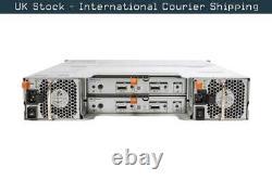 Dell PowerVault MD1200 12 x 4TB SAS