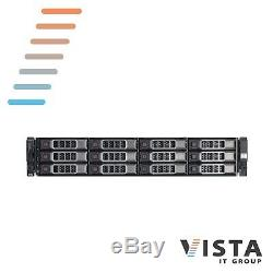Dell PowerVault MD1200 12x4TB 48TB 6GB/s SAS Dual Controller Storage Array