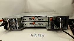 Dell PowerVault MD1200 12x 3.5 Bays Storage array with 2x PSU, 2x MD12 Ctrl