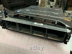 Dell PowerVault MD1200 3.5 2U Storage Array Enclosure 2x 3DJRJ 2x 600W PSU 0HDD