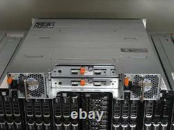 Dell PowerVault MD1200, 52TB 7200RPM SAS (10TB), Dual EMM, Dual Power
