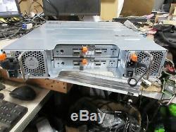 Dell PowerVault MD1200 6 X 3TB SAS HDD 12-Bay 3.5 SAS Storage Array 2x 3DJRJ