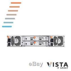 Dell PowerVault MD1200 6x2TB 12TB 6GB/s SAS Dual Controller Storage Array