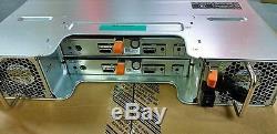 Dell PowerVault MD1200 Array 12x Dell 8TB SAS (96TB), 2xEMM 2xPS Rails