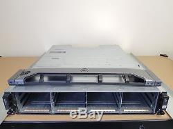 Dell PowerVault MD1200 SAS 6G DAS Storage Array 12x 3.5'' LFF with Rails