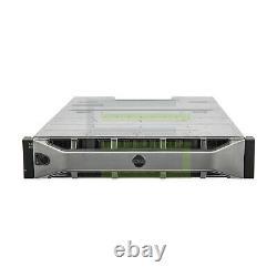 Dell PowerVault MD1200 Storage Array 12x 10TB 7.2K NL SAS 3.5 12G Hard Drives