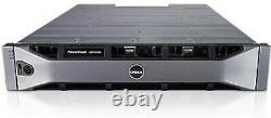 Dell PowerVault MD1200 Storage Array 12x 12TB 7.2K NL SAS 3.5 12G Hard Drives