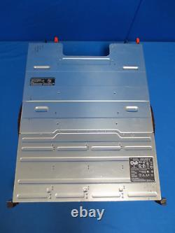 Dell PowerVault MD1200 Storage Array 12x 4TB HDDs MD12 Controller with rack rails