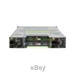 Dell PowerVault MD1200 Storage Array 12x 8TB 7.2K NL SAS 3.5 12G Hard Drives