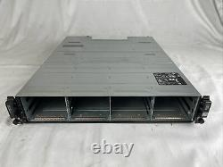 Dell PowerVault MD1200 Storage Array with 6Gbps Dual EMM and Dual 600W PSU (2)