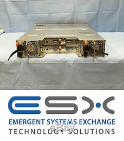 Dell PowerVault MD1200 with 12x 300GB 15k HDD Dual PSU Dual EMM