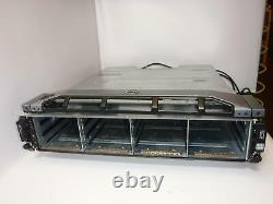 Dell PowerVault MD1220 12-Bay Storage Array, 2x Controller, 2x PSU, 3.5