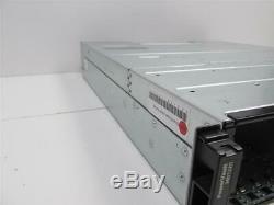 Dell PowerVault MD1220 24 Bay Storage Array 2x SAS 6gb/s Controller 2x PSU LOCAL